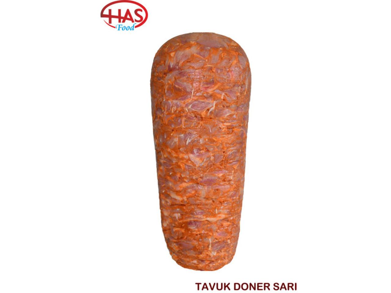 Tavuk Doner Sari