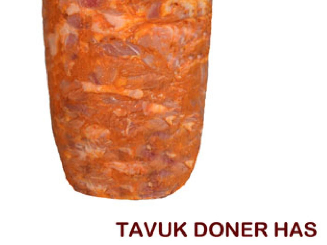 Tavuk Doner Has
